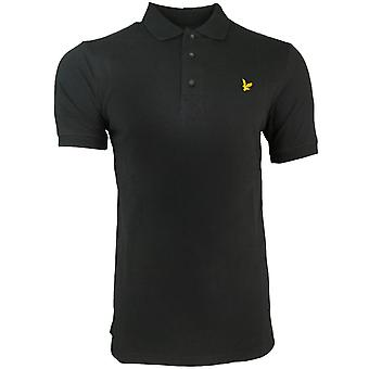 Lyle and Scott Vintage Polo Shirts SS Pique Polo Shirt