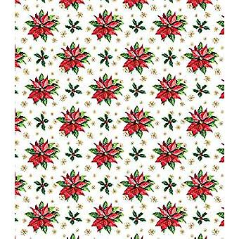 Craft Consortium Classic Poinsettia Decoupage Papers (CCXDECP046)