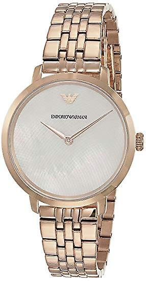 Emporio Armani Ar11158 Rose Gold-tone Stainless Steel Ladies Watch