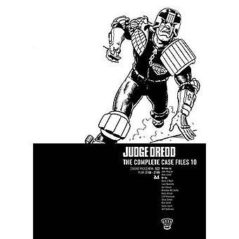 Judge Dredd - v. 10 - volledige dossiers door John Wagner - Alan Grant-