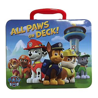 Paw Patrol Top Trumps Collectors Tin