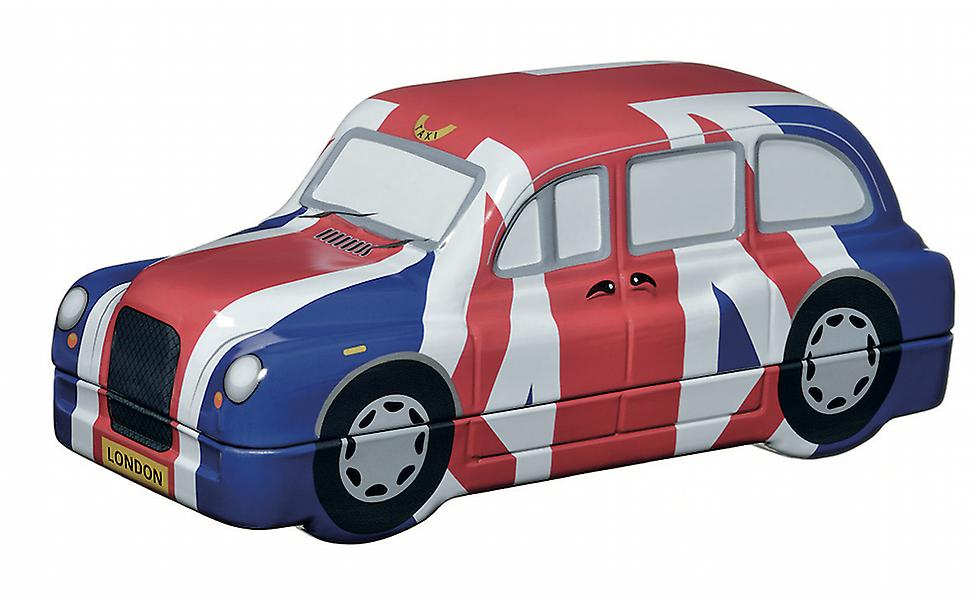 Licensed union jack taxi™ 40 english breakfast teabags (ujtaxi)