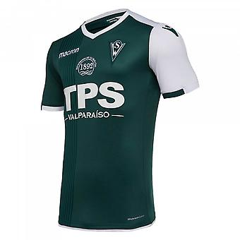 2019-2020 Santiago Wanderers hem skjorta