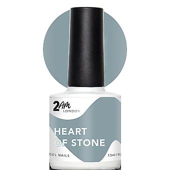 2AM London Put Me On Mute 2019 LED/UV Gel Polish Collection - Heart Of Stone 7.5ml (2A007)