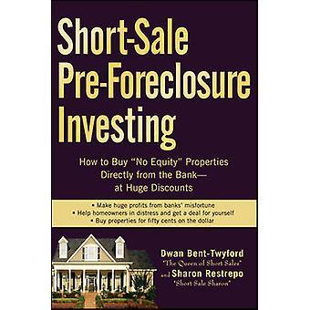 Leerverkauf Pre-Verfallserklärunginvestierung - wie man ohne Eigenkapital Immobilien kaufen