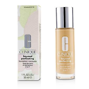 Clinique Beyond Perfecting Foundation & Concealer - # 6.5 Buttermilk (VF-N) 30ml/1oz
