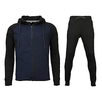 Tracksuits Windrunner Basic - Black Blue