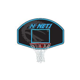 Net1 N123205 Vertical Backboard & Goal All Weather Wall Mounted Sports System