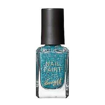 Barry M Classic Glitter Nail Paints - Ethereal Forest
