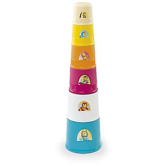 Smoby Super Magic Torre Cotoons