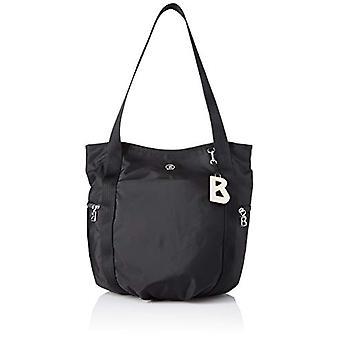 فيربير Vlexa المتسوق Lhz -- أسود المرأة حمل أكياس (شوارز (أسود)) 21.0x27.0x37.0 سم (B x H T)