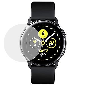 Samsung Galaxy actieve tank bescherming beeldscherm glas tank dia 9 H horlogeglas - 2 stuks
