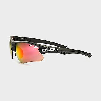 Ny bloc unisex Titan Xr630 aktive solbriller med KARBON TX™ bi-Core injicerede rammer sort