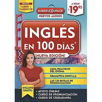 Ingles En 100 Dias - Audio Pack (Paperback Book +3 Audio CDs) / Engli