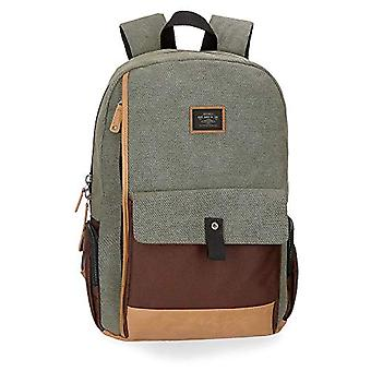 Pepper Jeans Wildshire Backpack Casual 45 centimeters 17.55 Multicolor (Multicolor)