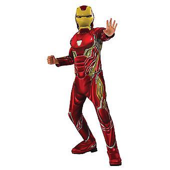 Boys Iron Man Costume -  Avengers: Endgame