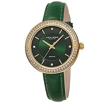 Akribos XXIV Clock Donna Ref. AK1067GN