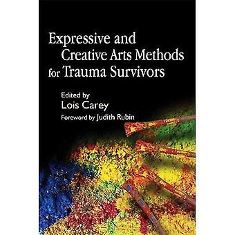 Expressieve en creatieve kunsten methoden voor Trauma overlevenden