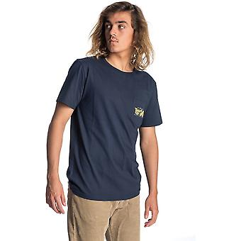 Rip Curl Drop In Bandit Short Sleeve T-Shirt en bleu foncé