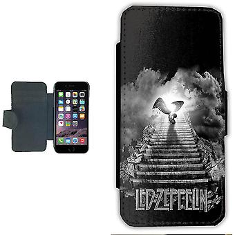 Led Zepelin iPhone 6 wallet case case Picture wallet shell