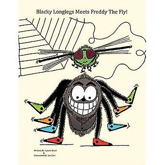 Blacky Longlegs täyttää Freddy lentää lukea & Laurie