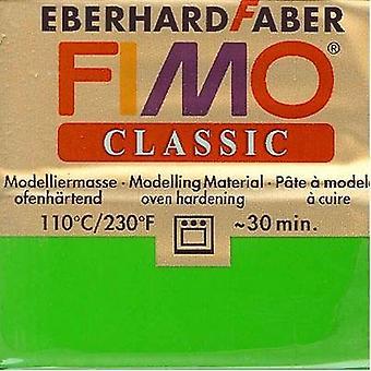 FIMO clássico modelagem composto, verde