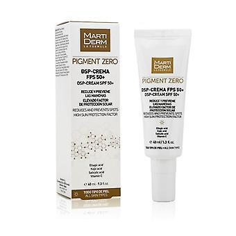 Martiderm Pigment Zero Dsp Depigmenting Cream Fps50+ 40 Ml