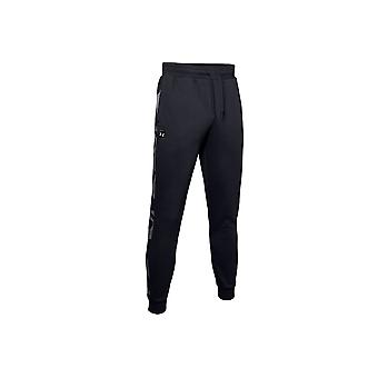 Under Armour rivaal fleece afgedrukt joggers 1345640-001 heren Broeken