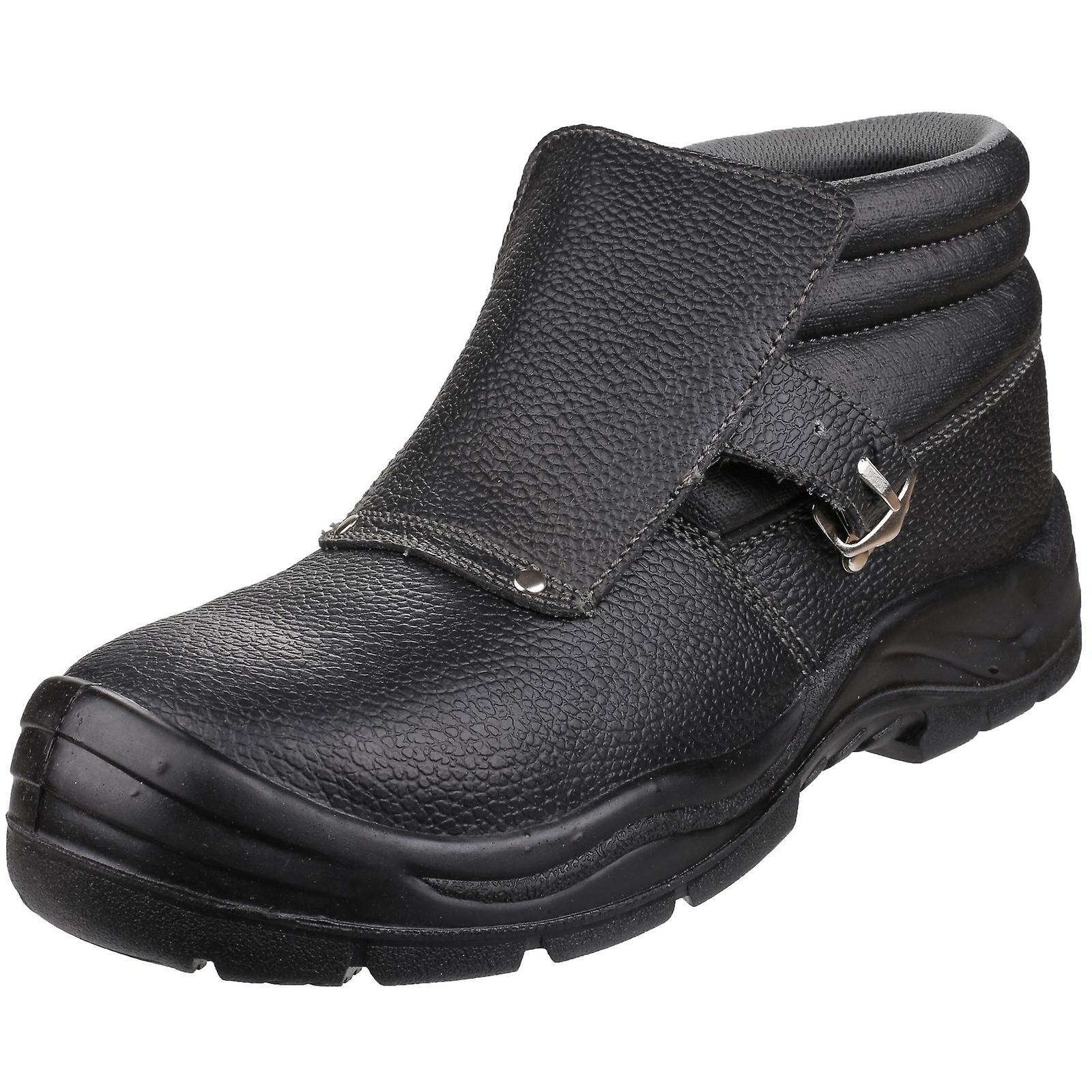 Centek Mens As332 Glyder Sveising Sikkerhet Boot