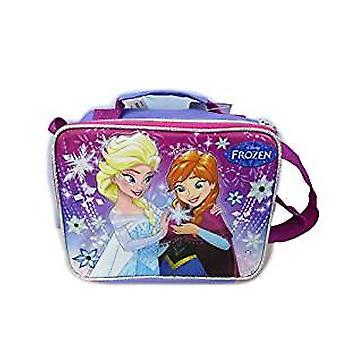 Lunch Bag - Disney - Frozen Anna & Elsa Kit Case New 006938