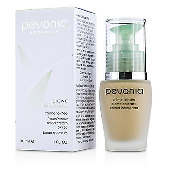 Pevonia Botanica Ligne Speciale Ungdomnytt Tonad Cream Spf 30 - 30ml/1oz