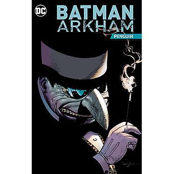 Batman Arkham Penguin av olika