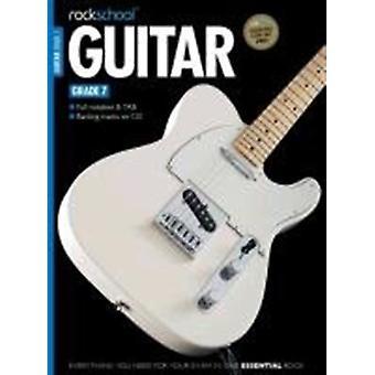 Rockschool Guitar Grade 7 20122018