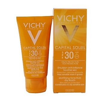 Vichy Capital Soleil Mattifying Face Fluid Dry Touch Spf 30