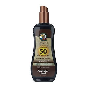 Spray Sun Protector Sunscreen Australian Gold SPF 50 (237 ml)