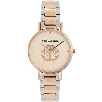 Watch Ted Lapidus A0742YRPX - steel Dor Rose wife