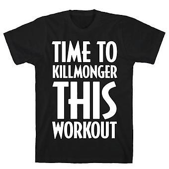 Il est temps de tuer ce t-shirt d'entraînement