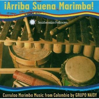 Grupo Naidy - Arriba Suena Marimba! Currulao Marimba Music From [CD] USA import