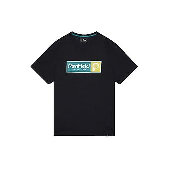 Penfield Men's Black Stearns T-Shirt