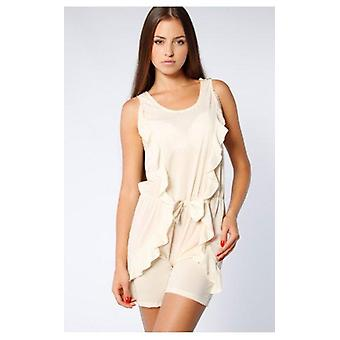 Dara Szyfon Playsuit w