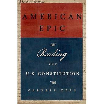 American Epic par Epps &Garrett Professeur de droit et professeur de droit &Université de Baltimore Law School