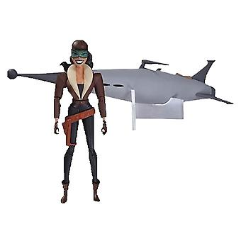 Batman the New Batman Adventures Roxy Rocket Action Figure