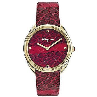 Salvatore Ferragamo Wristwatch Women's Quartz Cuir SFAY00219