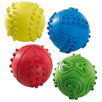 Ferplast ゴム ボウル (Pa 5537) (犬、おもちゃ・ スポーツ、おもちゃをかむ)