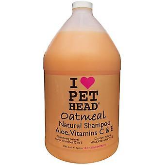 Pet Head Pet Head Oatmeal Shampoo Natural (Perros , Higiene y peluquería , Champús)