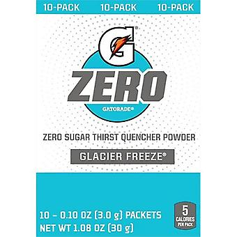 Gatorade Zero Glacier Freeze Singles Drink Mix