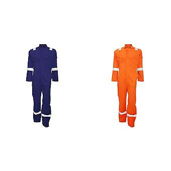 Portwest Mens Bizflame Flame Resistant Work Overall/Coverall