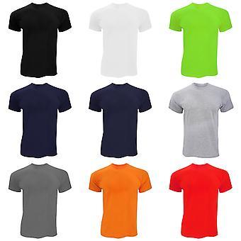 Fruit Of The Loom Mens Original Short Sleeve T-Shirt