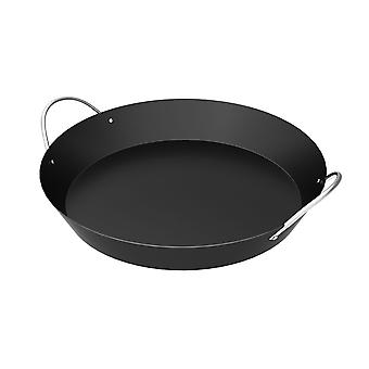Campingaz black stainless steel non-stick culinary modular paella