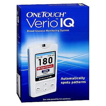 OneTouch Verio blod glukose overvåkingssystem, 1 sett